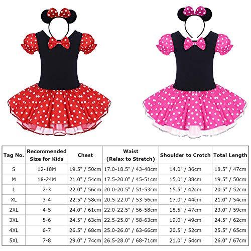ad943f997 Infant Baby Toddlers Girls Christmas Polka Dots Leotard Birthday ...