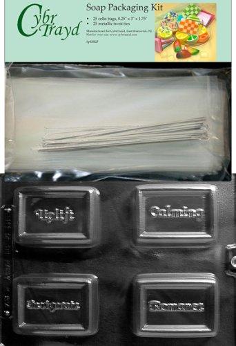 Cello Bags Silver Base - 6