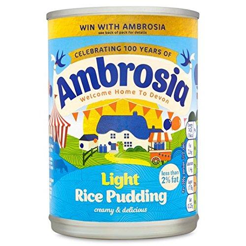 Ambrosia Luz Rice Pudding 425g