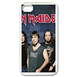 Generic Case Iron Maiden Band For iPhone 4,4S G7Y6678762