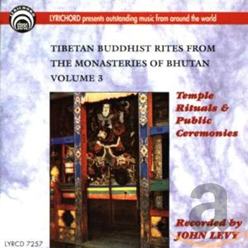 Tibetan Buddhist lowest price Rites From The Volume Of 3: Our shop OFFers the best service Monestaries Bhutan