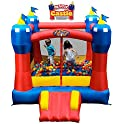 Blast Zone Inflatable Bouncer