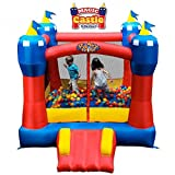 Toys : Blast Zone Magic Castle Inflatable Bouncer