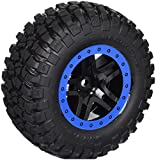 Traxxas 5883A BF Goodrich Mud Terrain Tires - Pre-Glued on Split Spoke Wheels (Pair)