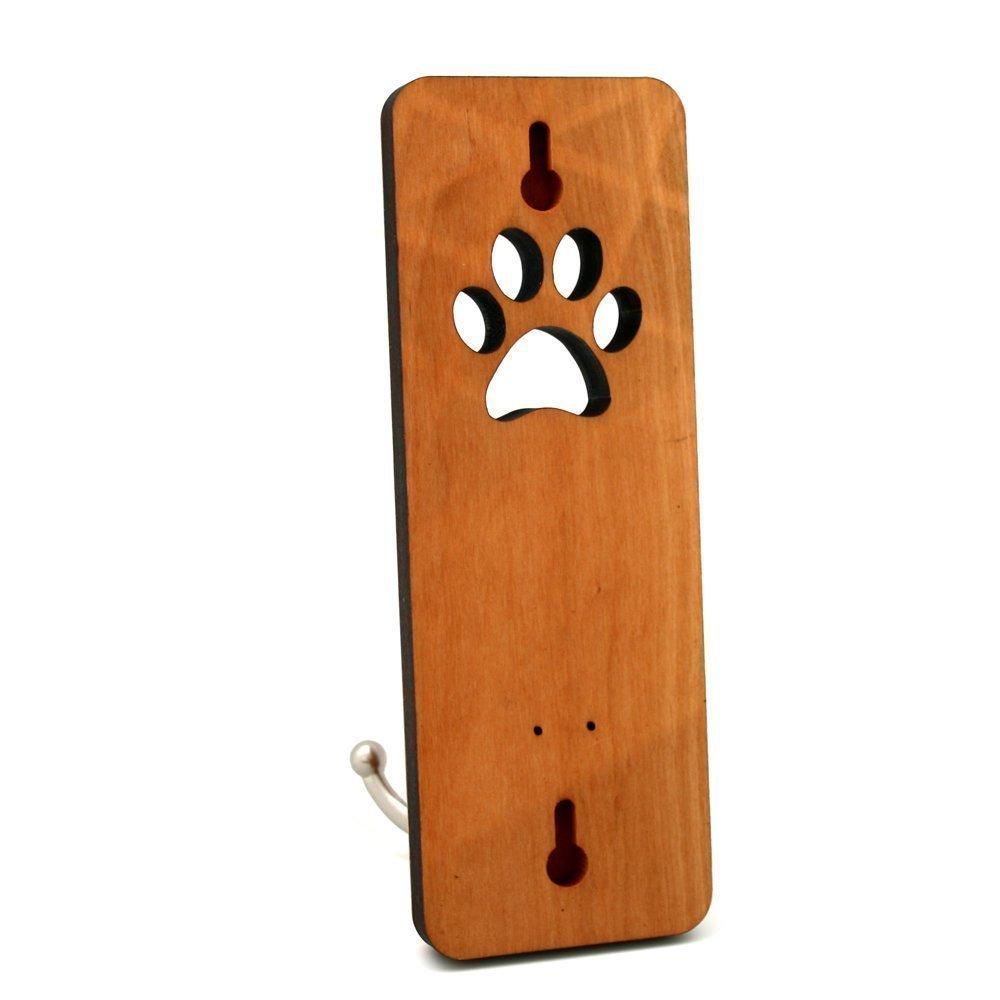 Dog leash holder, leash hanger, leash hook, wall mount, dog leash hanger