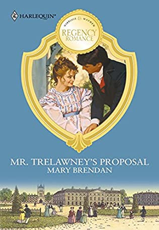 book cover of Mr. Trelawney\'s Proposal