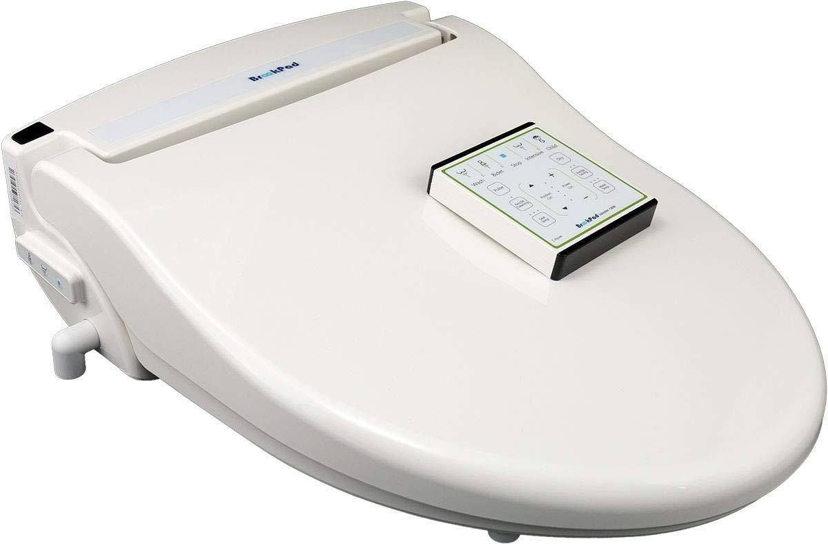 Brookpad Splashlet 1300rc Electronic Bidet Toilet Seat With Remote Control Buy Online In China At Desertcart Productid 163692903