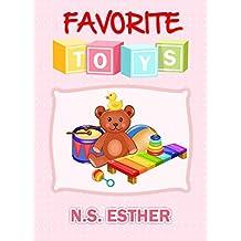 Children's book: Favorite Toys (Bedtime stories book series for children 12)
