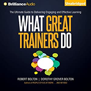 What Great Trainers Do Audiobook