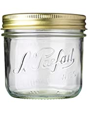 Le Parfait Familia Wiss Terrines Jar, 500ML, 10cm Diameter (922938)