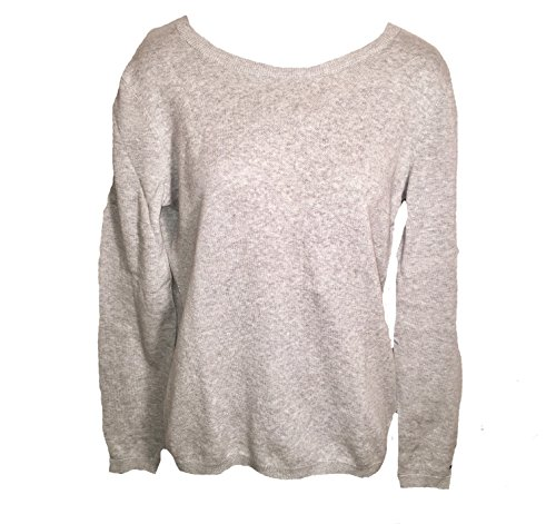 tommy-hilfiger-womens-heather-grey-sweater-small