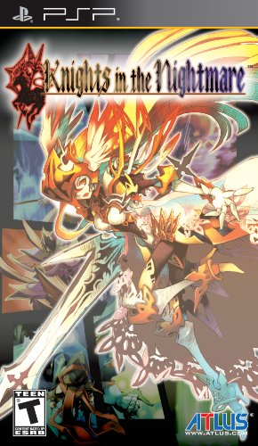 Amazon.com: Knights In The Nightmare - Sony PSP: Video Games