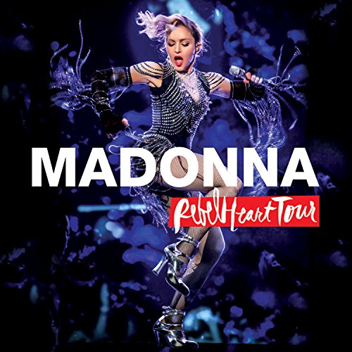 (Pop) [CD] Madonna - Rebel Heart Tour (One Disc Version) - 2017, FLAC (image+.cue), lossless