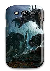 Defender Case For Galaxy S3, World Of Warcraft Pattern