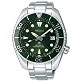 Seiko PROSPEX SBDC081 [Prospect Mechanical Men's Watch Silver/Green]
