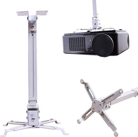 Nestling® Soporte de techo para proyector de 13-65 cm hasta 20 kg ...