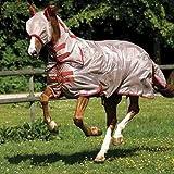 Horseware Ireland - Amigo Mio Fly Rug - Bronze-Red-84_7'0''