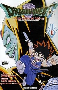 Dragon quest - La quête de Dai, tome 1 par Riku Sanjô