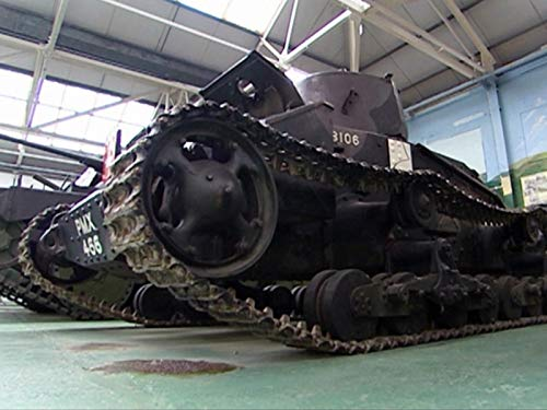 The Churchill Tank: Britain fights back