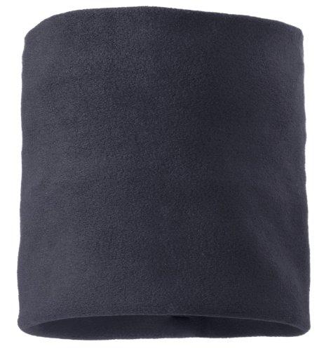 Neck Gaiter Unisex (Screamer Fleece Neck Gaiter, Charcoal, One Size)