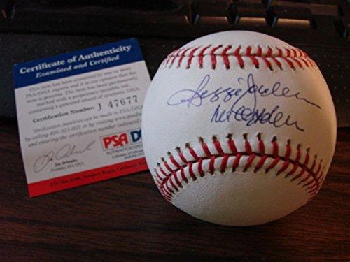 (Reggie Jackson Mr October Autograph/Autographed Signed Baseball - PSA/DNA Certified)