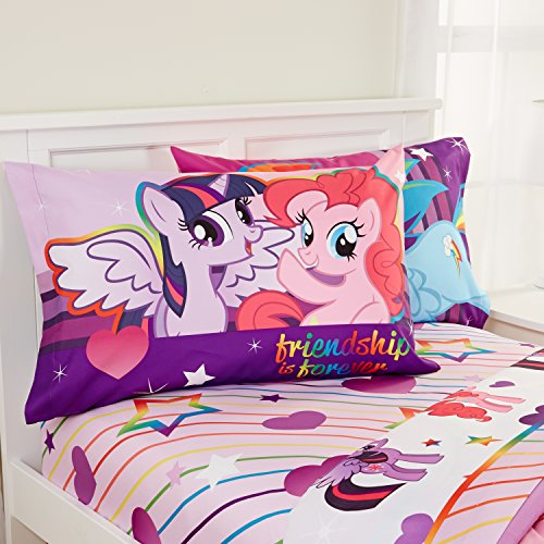 Rainbow Dash Costume Toddler (My Little Pony Microfiber Twin Bedding Sheet Set)
