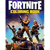 Fortnite Coloring Book: Exclusive Work (2018)