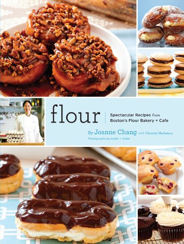 Flour: A Baker's Collection of Spectacular Recipes by [Chang, Joanne]