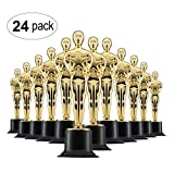"6"" Gold Award Trophys for Award Ceremony's or Party (24 Pack)"