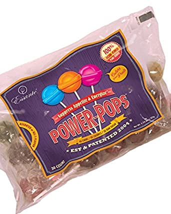 slimming lollipops