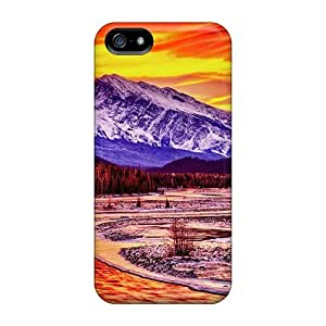 New Style Tpu 5/5s Protective Case Cover/ Iphone Case - Red Light by icecream design