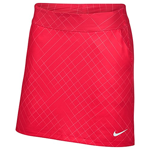 Nike Womens Dry Knit Golf Skort Coral ()