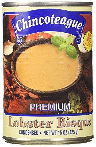 Chincoteague Seafood Lobster Bisque, 15 Ounce