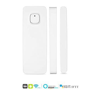 Amazon.com : Smart Window Door Magnet Sensor Detector ...
