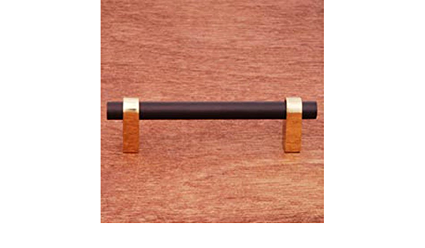 Cp Series 3 Center Bar Pull Finish Oil Rubbed Bronze Brass Cabinet And Furniture Hardware Amazon Com