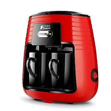 Amazon.com: MAYLIBINA Cafetera eléctrica integrada, máquina ...