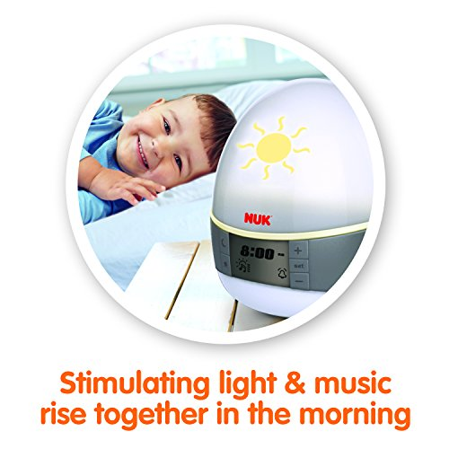 NUK Natural Sleep System Sound and Light Machine by NUK (Image #6)