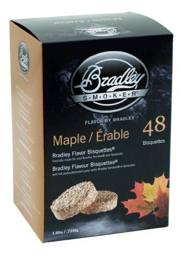 bradley smoker bisquettes pecan - 6