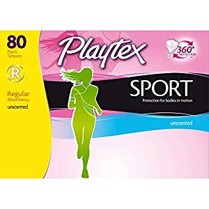 Product of Playtex Sport Regular Tampons, 80 ct. - [Bulk Savings]