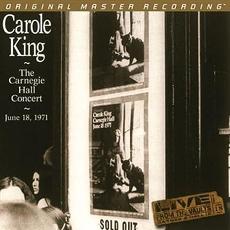 Carole King - Carnegie Hall Concert: June 18, 1971