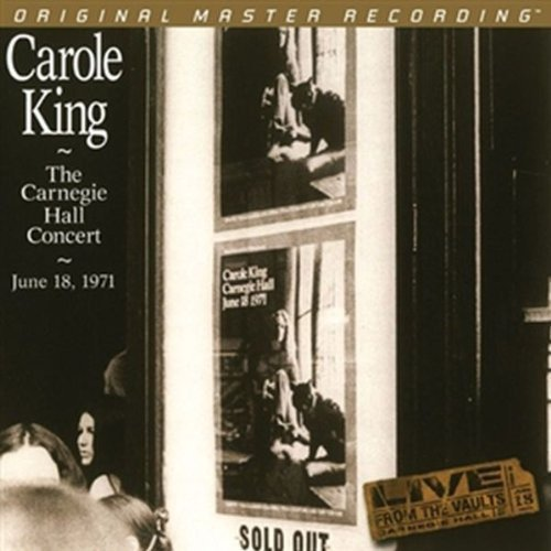 Carnegie Hall Concert: June 18 1971 by Mobile Fidelity