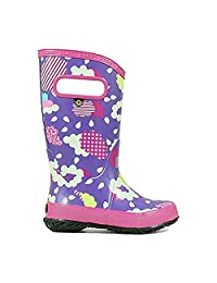 Bogs Girl's Rain Boot Clouds Rain Boot