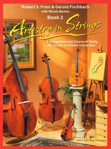 101VN - Artistry in Strings Violin Book - Builder Book String Violin