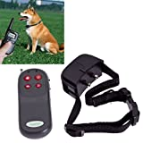 ATC 4 IN 1 training dog collar Remote Pet Training Vibra and Electric Shock, Waterproof and Shockproof, My Pet Supplies