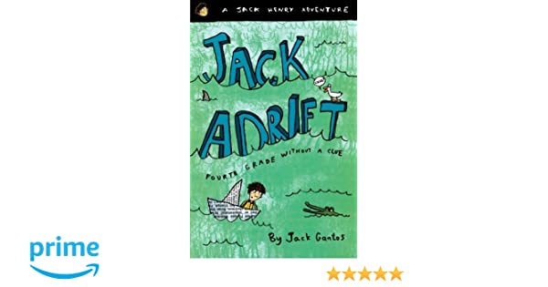 Jack Adrift: Fourth Grade Without a Clue: A Jack Henry Adventure ...