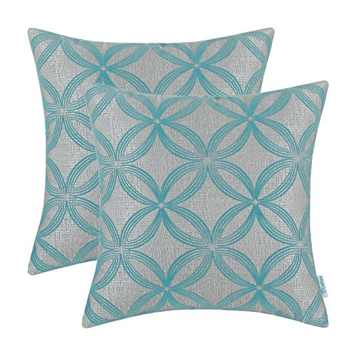Teal Couch Pillows Amazoncom
