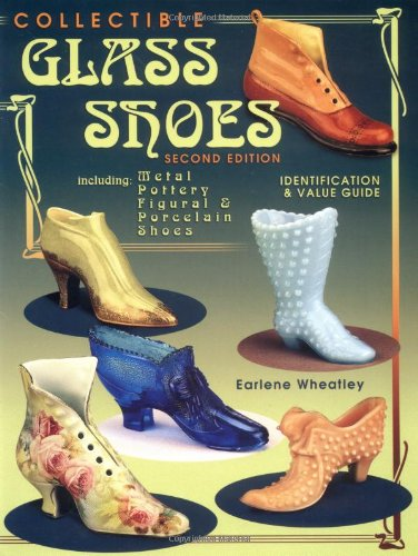 Collectible Glass Shoes: Identification & Value Guide Collectible Glass Shoes