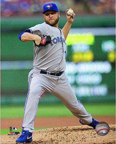 Mark Buehrle Toronto Blue Jays 2014 MLB Action Photo (Size: 8