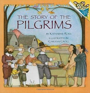 The Pilgrims' First Thanksgiving: Ann Mcgovern, Elroy Freem ...