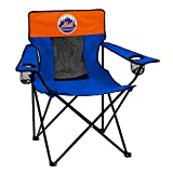 MLB New York Mets Elite Chair, Adult, Royal